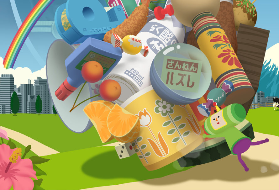 Katamari Damacy REROLL: The classic adventure comes to Switch and PC in 2018