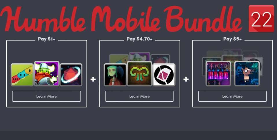 Humble Mobile Bundle 22 Android