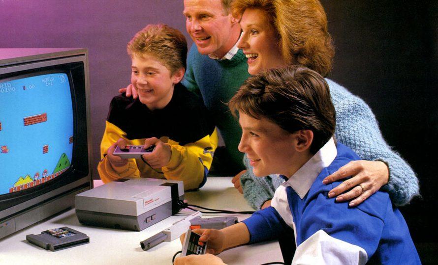 Videospiele zum Spielen mit der Familie zu Ostern