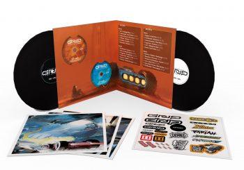 Details für GRIP: Der pulsierende Soundtrack von Combat Racing und die Collector's Edition