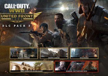 Die United Front kommt auf Xbox One mit dem dritten DLC-Pack für Call of Duty WWII an