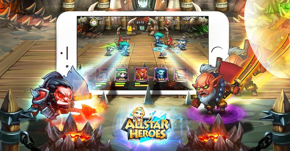 Allstar-Helden