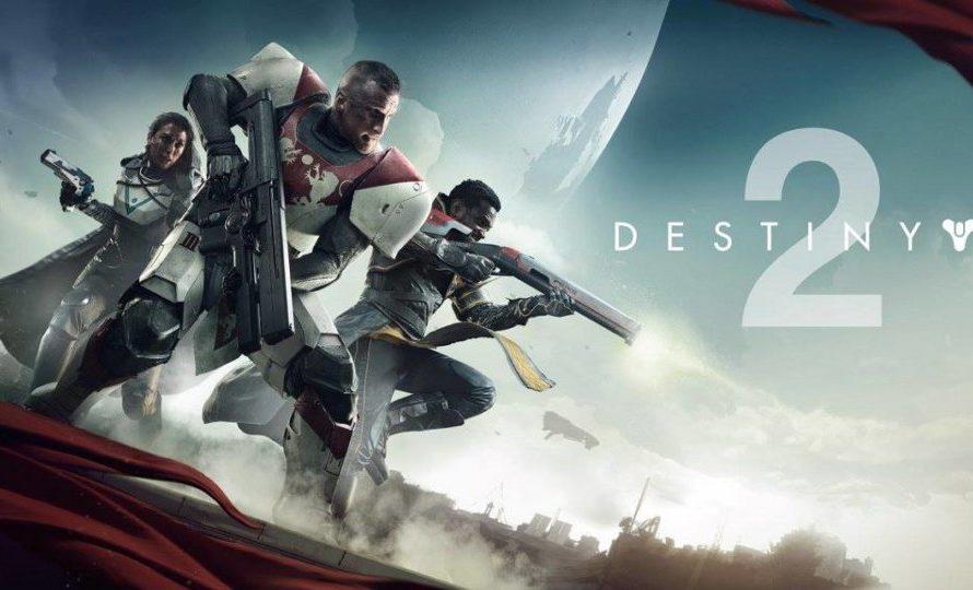 Sehen Sie sich den Live-Trailer von Destiny 2 an