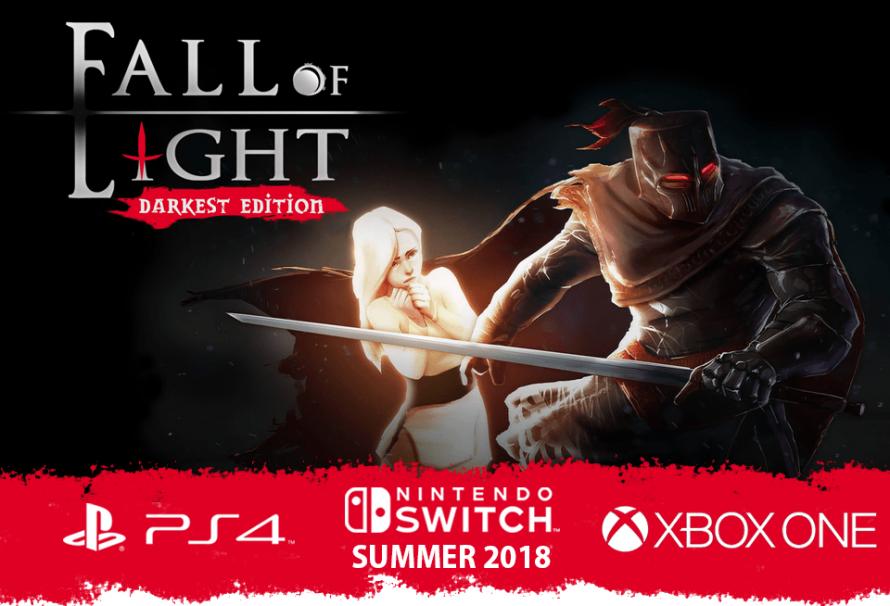 Fall of Light: Darkest Edition für Xbox One, PS4 und Nintendo Switch angekündigt