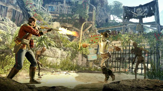 The Thrice Damned DLC campaign launches in Strange Brigade