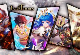 Tales of Thorn: Global kommt auf iOS und Android an