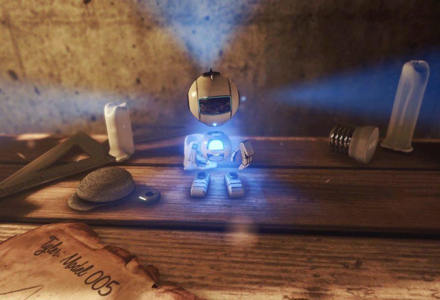 Werden Sie ein Plattformroboter in Tyler: Das Modell 005 ist jetzt auf der Xbox One verfügbar