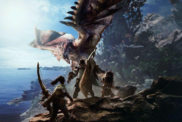 Neue DLC-Packs sind auf Monster Hunter: World auf Xbox One erschienen