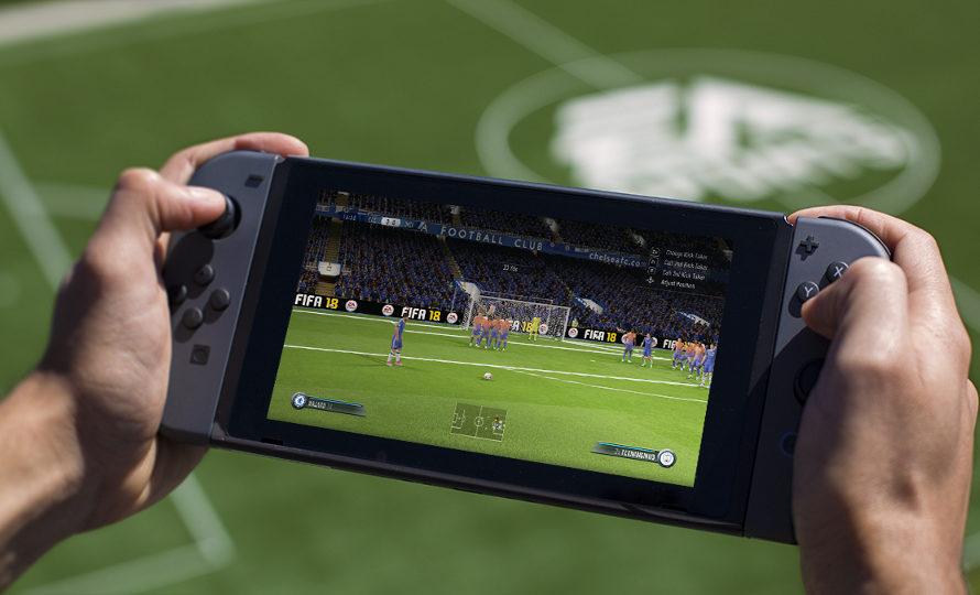 E3 EA enthüllt alle Details zu FIFA 18 auf Nintendo Switch