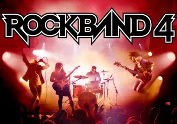 Neue amerikanische Rockmusik trifft auf Rock Band 4