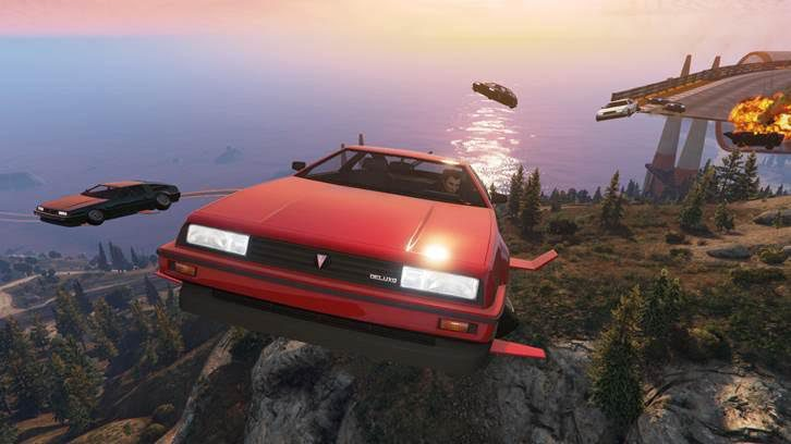 Special Vehicle Circuit Racing startet mit GTA Online