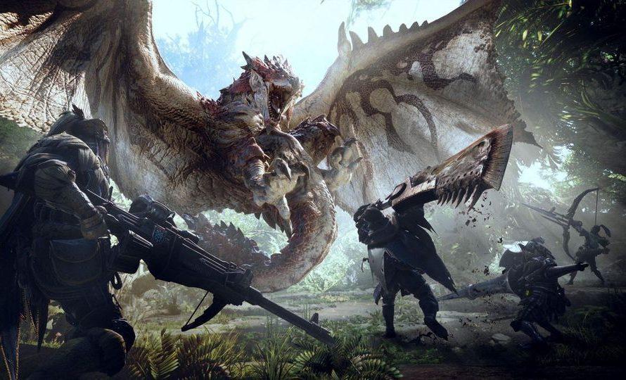 Neue kostenlose und kostenpflichtige Gesten, Aufkleber, Frisuren und mehr sind auf Monster Hunter: World on Xbox One erschienen