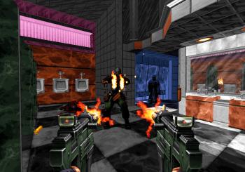 Retro-Ego-Shooter Ion Maiden will im zweiten Quartal 2019 auf Konsolen schießen