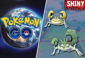 Krabby Shiny Pokemon GO: Wie man Shiny Krabby, Kingler fangen kann - Oktober-Feldforschungs-News