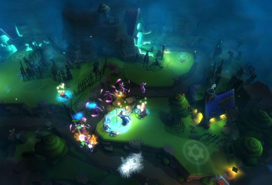 RTS und Tower Defense Hybrid Hero Defence sind jetzt auf der Xbox One verfügbar. Start von PS4 / PC morgen