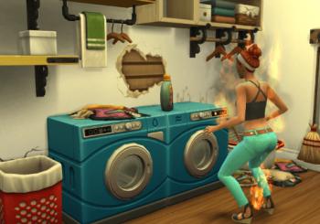 Reinigen Sie die Kleidung Ihrer Sims mit dem neuen Laundry Day DLC für Die Sims 4 auf der Xbox One