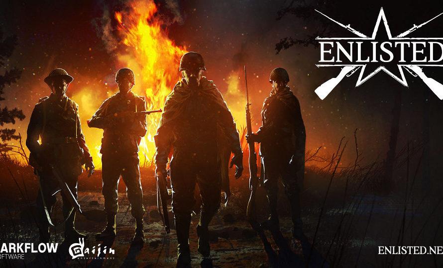 Eingetragen ist ein neuer WW2-FPS von Gaijin Entertainment und Darkflow Software