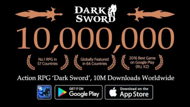 dunkles Schwert