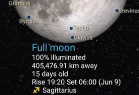 5 beste Mondphasen-Apps und Mondkalender-Apps für Android