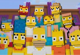 Minecraft erhält The Simpsons Skin Pack auf Xbox