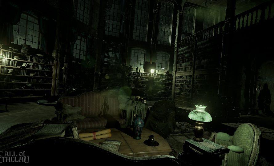 Call of Cthulhu neckte Cyanide Studio und Focus Home Interactive
