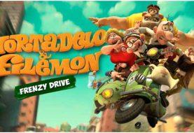 Mort & Phil rennen zu iOS und Android im Frenzy Drive
