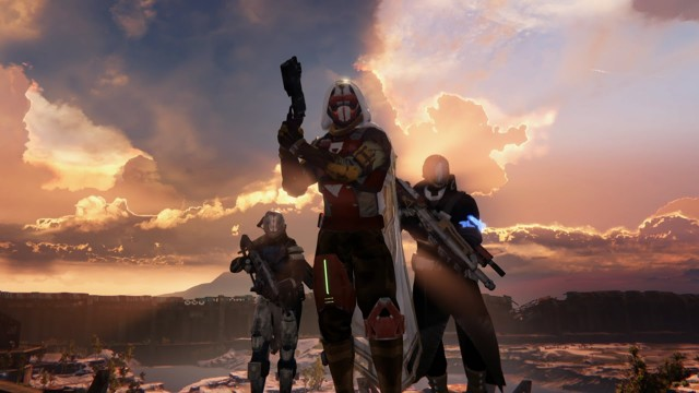 Destiny - Starten Sie den Gameplay-Trailer