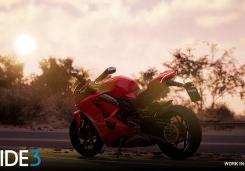 Verschaffen Sie sich einen Einblick hinter die Kulissen von Ride 3