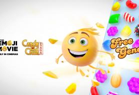 Die Emoji-Film-Levels für Candy Crush Saga