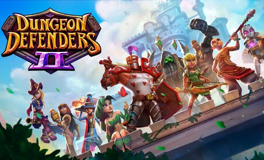 Dungeon Defenders II kommt diesen Monat zu Xbox One, PS4 und PC