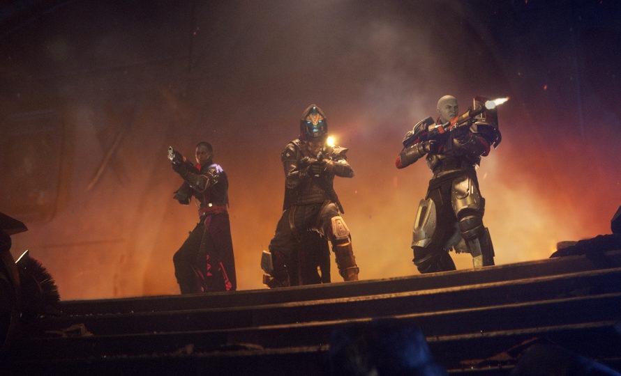Sehen Sie sich das Live-Streaming-Ereignis des Destiny 2-Gameplays hier um 18:00 Uhr an