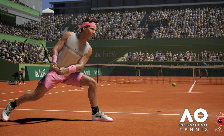 AO International Tennis Bewertung