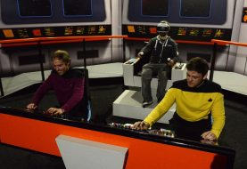 VR-Erfahrung kommt bei Star Trek: The Exhibition Blackpool an
