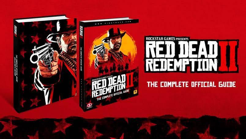 Offizieller Red Dead Redemption 2 Kompletter Offizieller Guide jetzt vorbestellbar