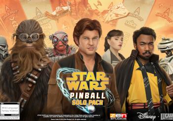 Solo: Eine Star Wars Story wird auf Pinball FX3 geschmuggelt