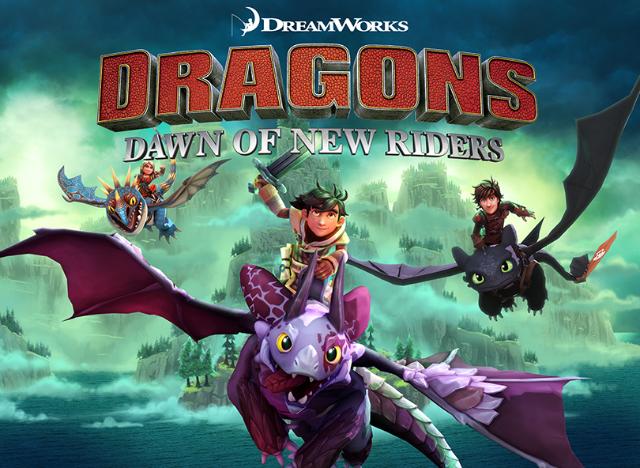 DreamWorks Dragons Dawn of New Riders für Xbox One, Switch, PS4 und PC vom Februar 2019 bestätigt