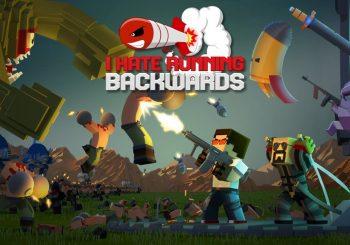Endless Runner I Hate Run Backwards schießt auf die Xbox One, PS4 und den PC