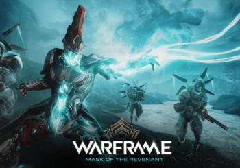 Die Maske der Erneuerung schlägt Warframe auf Xbox One und PS4 vor