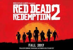 Red Dead Redemption 2 im Herbst 2017