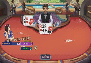 Super Blackjack Battle II Turbo Edition bietet eine einzigartige Mischung aus Blackjack- und Arcade-Kämpfen!