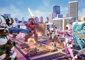 Override: Mech City Brawl für PC, PS4 und Xbox One angekündigt