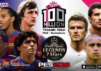 Feiern Sie 100 Millionen PES-Umsätze mit PES 2018-Goodies im Spiel - und der Chance, Philippe Coutinho kennenzulernen
