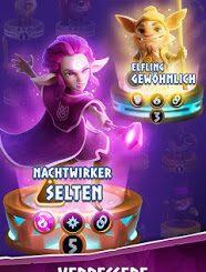 Wie man Legend of Solgard von King für Handy spielt