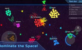 Galaxy.io Space Arena Anleitung - Wie man in diesem Weltraum-Shooter überleben kann