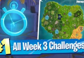 'Fortnite' Season 6, Week 3 Challenges Guide