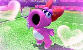 New 'Mario Tennis Aces' Character Birdo Gets Glamorous Trailer