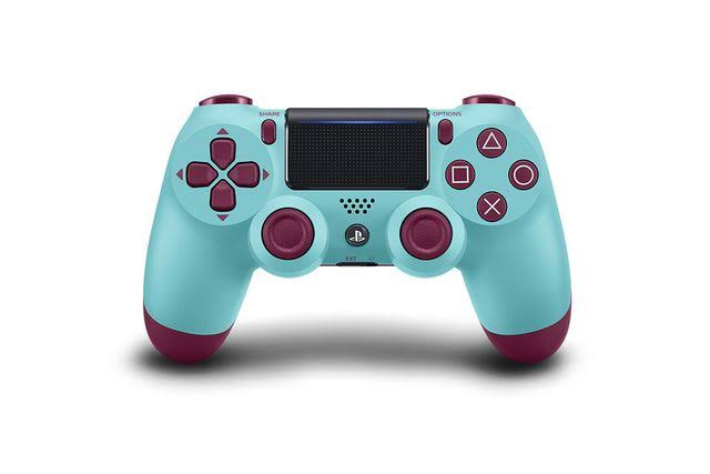 The PlayStation 4's DualShock Controller Gets Four New Funky Colors