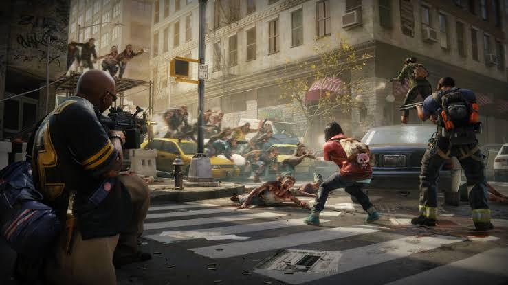 'World War Z' Game Trailer Highlights Groupthink of Terrifying Undead