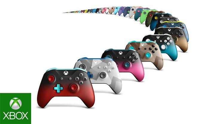 Slew of New Xbox One Controllers, Bundles Detailed