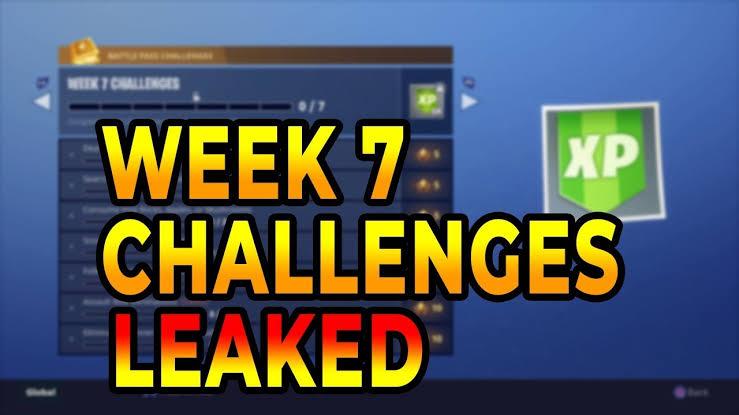 'Fortnite' Season 5, Week 7 Challenges Guide